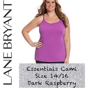 Like New! Lane Bryant Essential Cami size 14/16